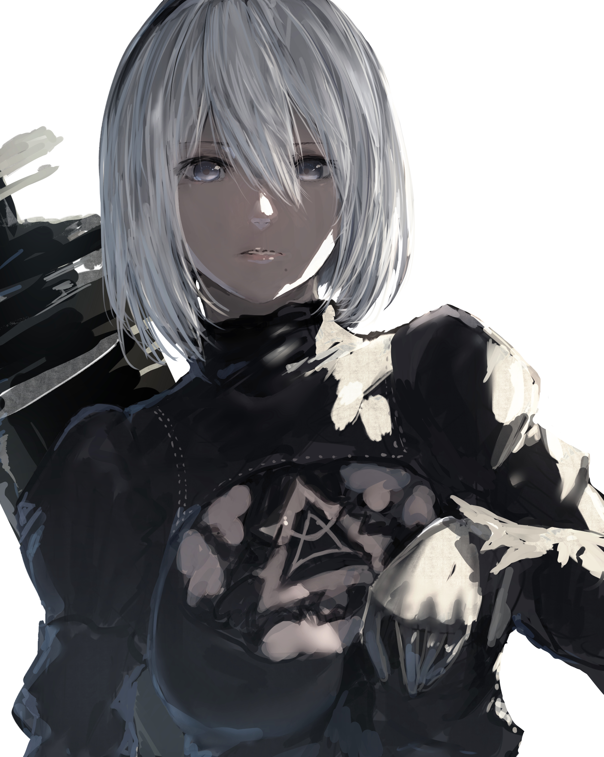 "Elizabeth ""The Doll"" ~ID~ __yorha_no_2_type_b_nier_series_and_nier_automata_drawn_by_kumamoto_nomii_kun__046a0666087b63a5b8a42264edf5a31d"