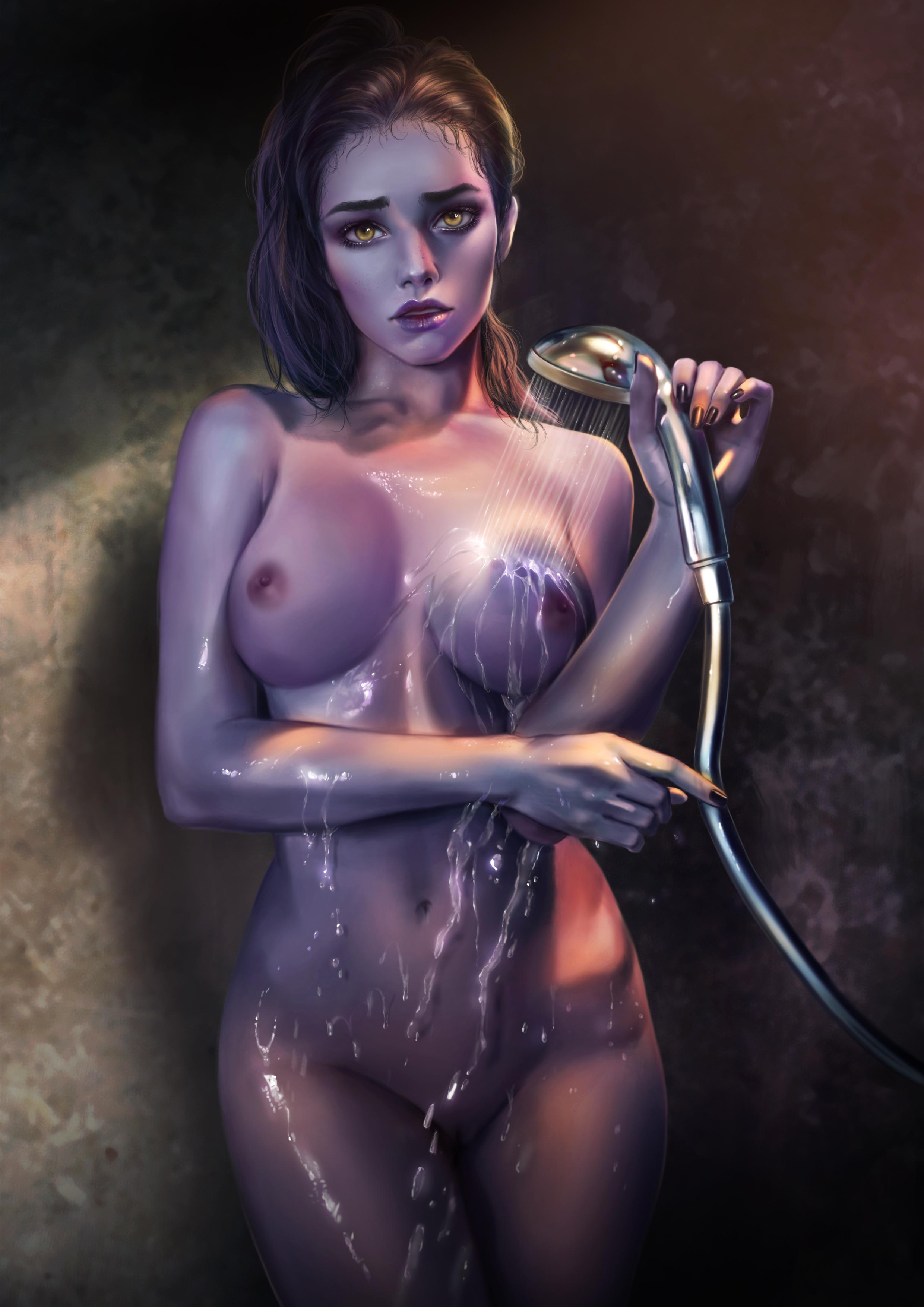tyrande nude