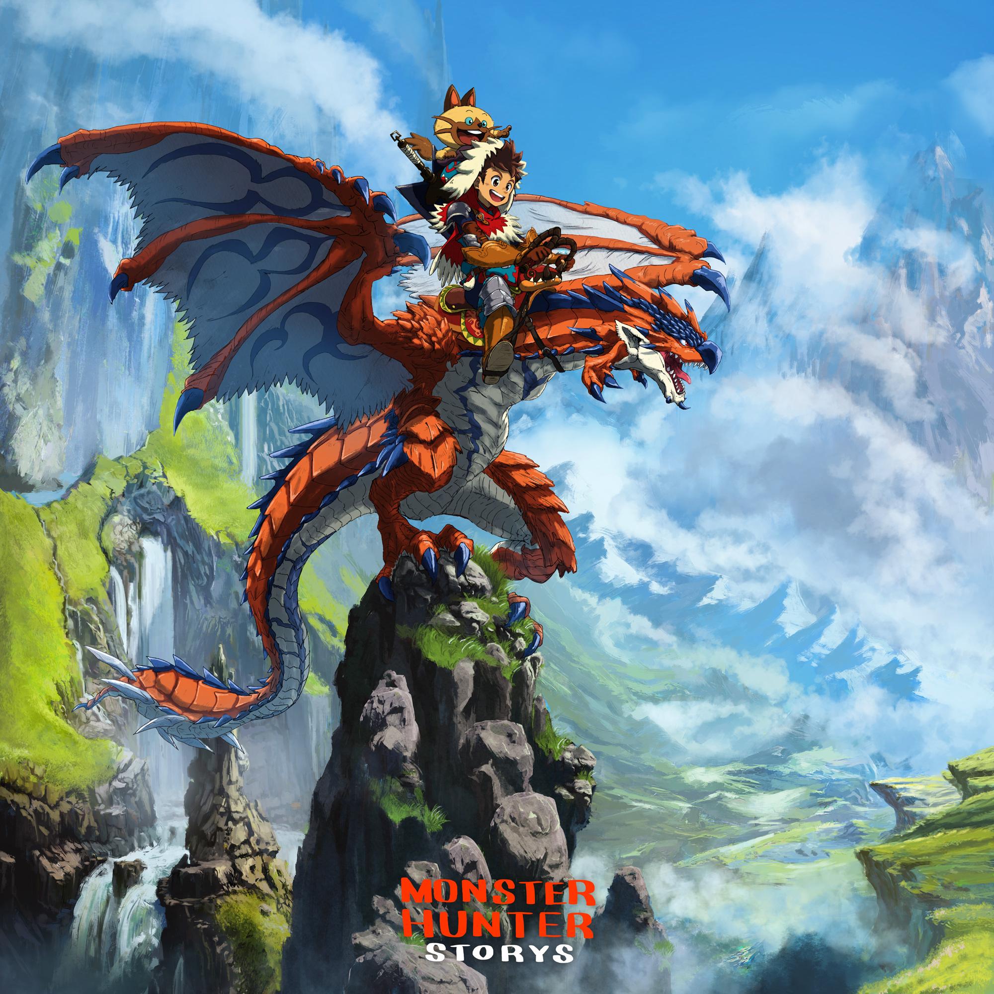 Rathalos Ryuuto Naville And Rider Monster Hunter And 1 More