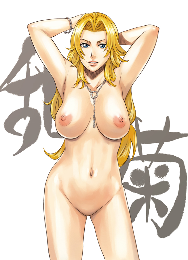 Opinion New rangiku naked pussy idea and
