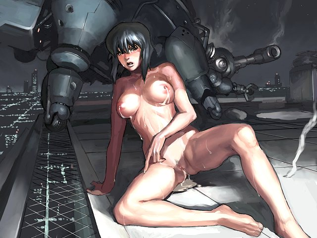 Ghost In The Shell Porno