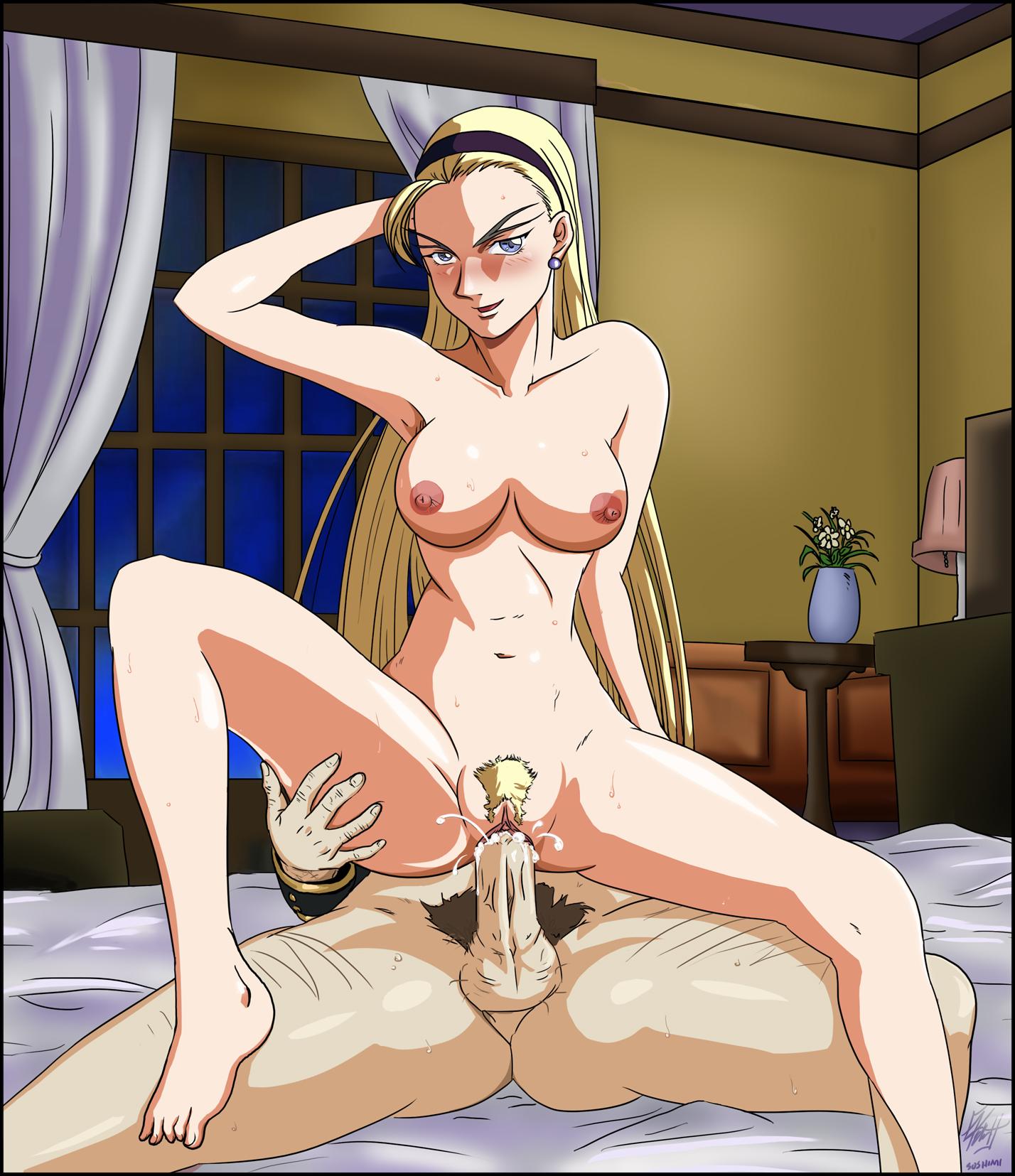 Gundam Wing Sex