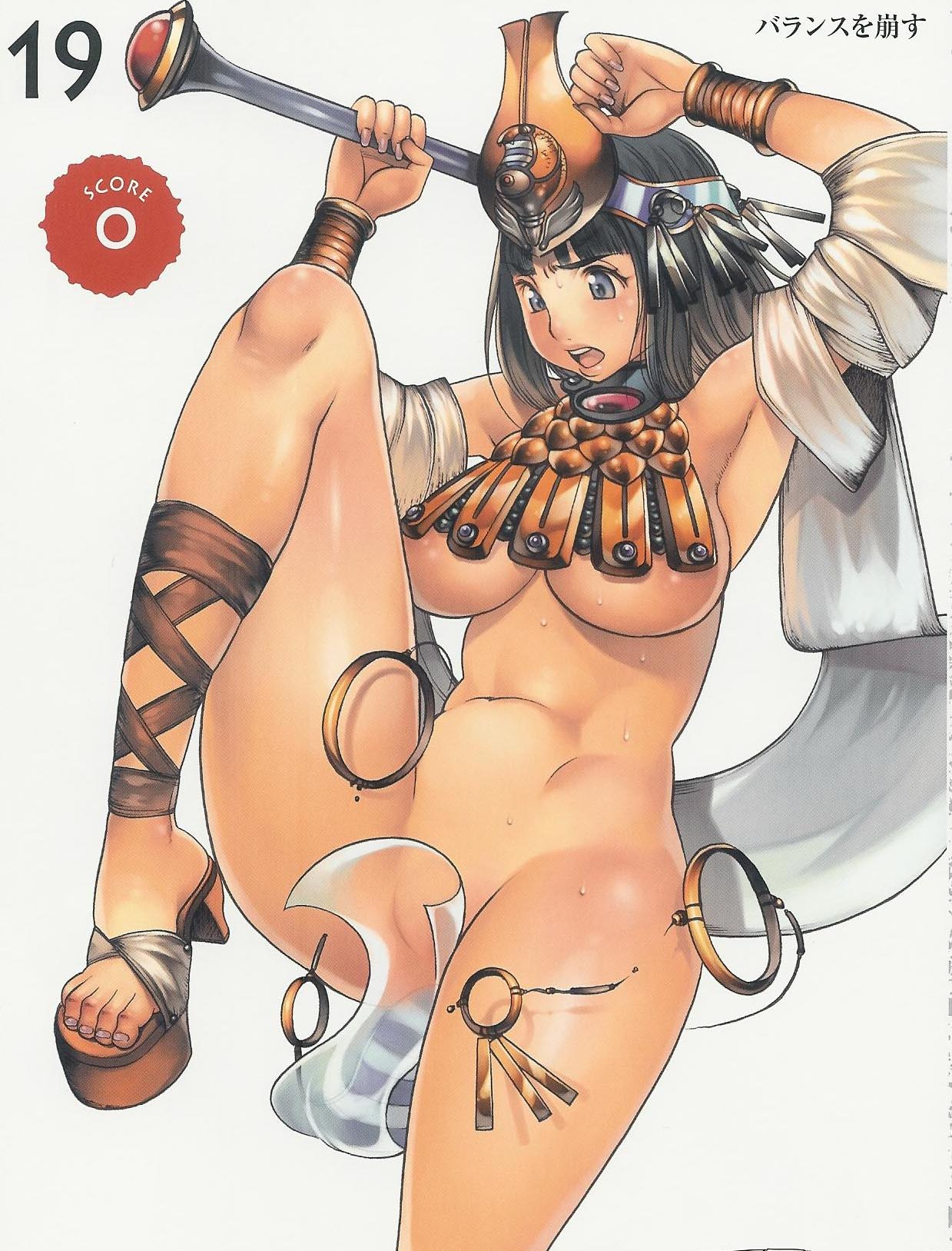 Seems impossible. Queens blade covered pussy can