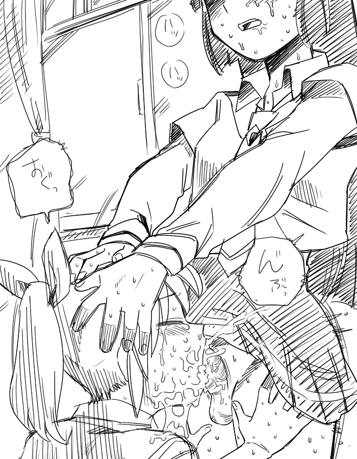 aoki reika and midorikawa nao (precure and smile precure!) drawn by ...