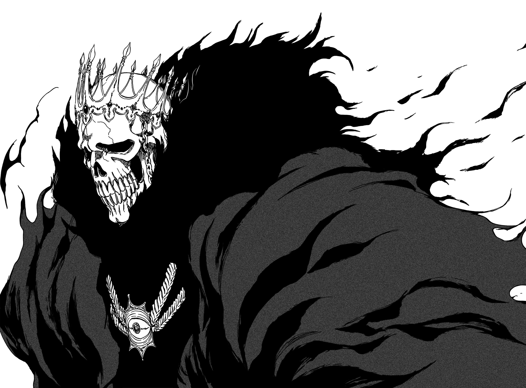 [Bleach] Top 5-  Personagens com melhor design  __baraggan_louisenbairn_bleach_drawn_by_kubo_taito__1b3a8c72d9a44ad082071d27dc05033b