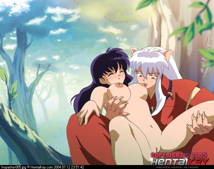 Anime porno of inuyasha