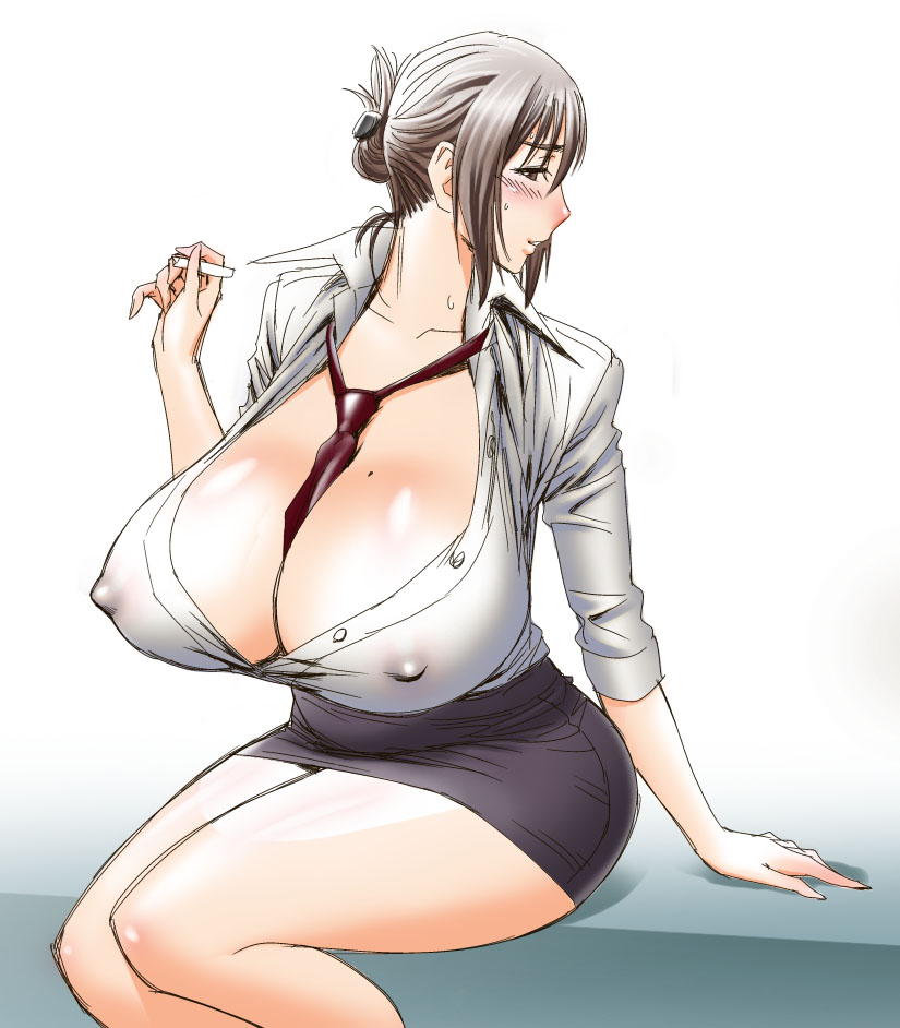 Kenton recommend best of hentai boob big teachers