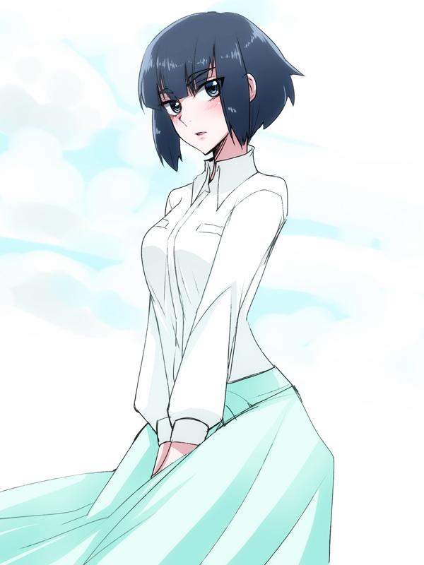 Kiryuuin Satsuki Kill La Kill Drawn By Emappo Danbooru
