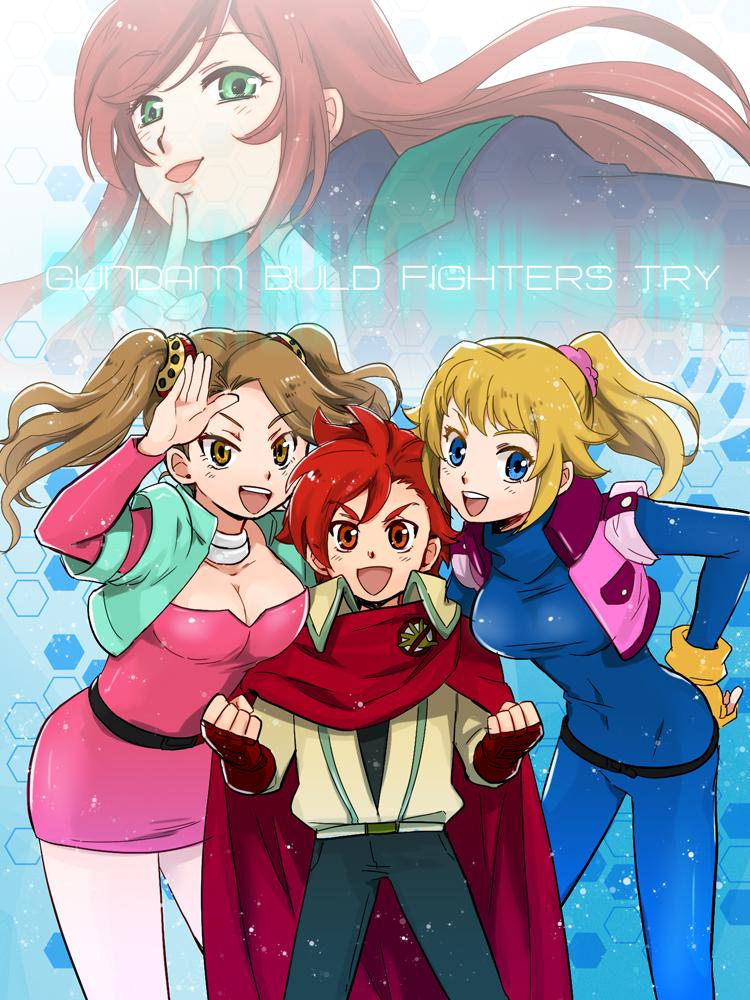 294d93798d69466d7e2956183315e137 for Domon kasshu build fighters try