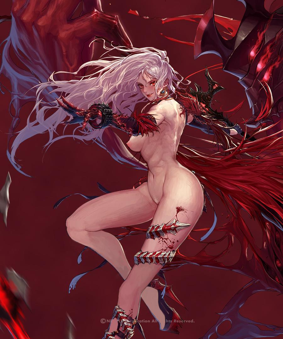 Hot Naked Slayers Girls Pic