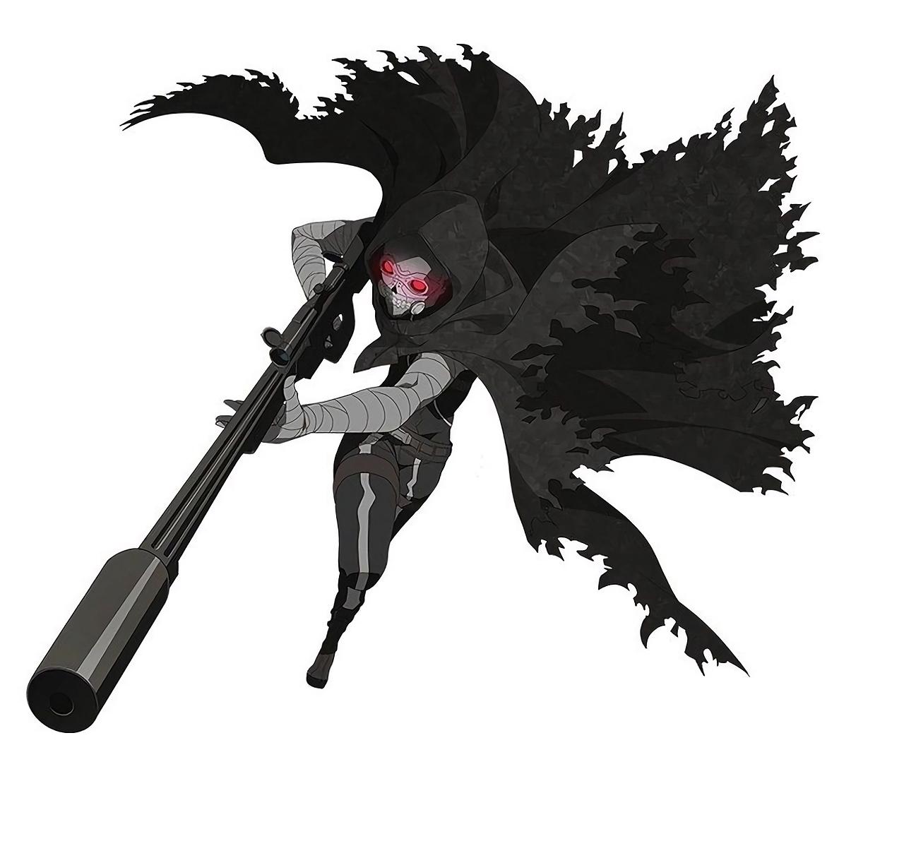 death gun (sword art online and 1 more)   Danbooru