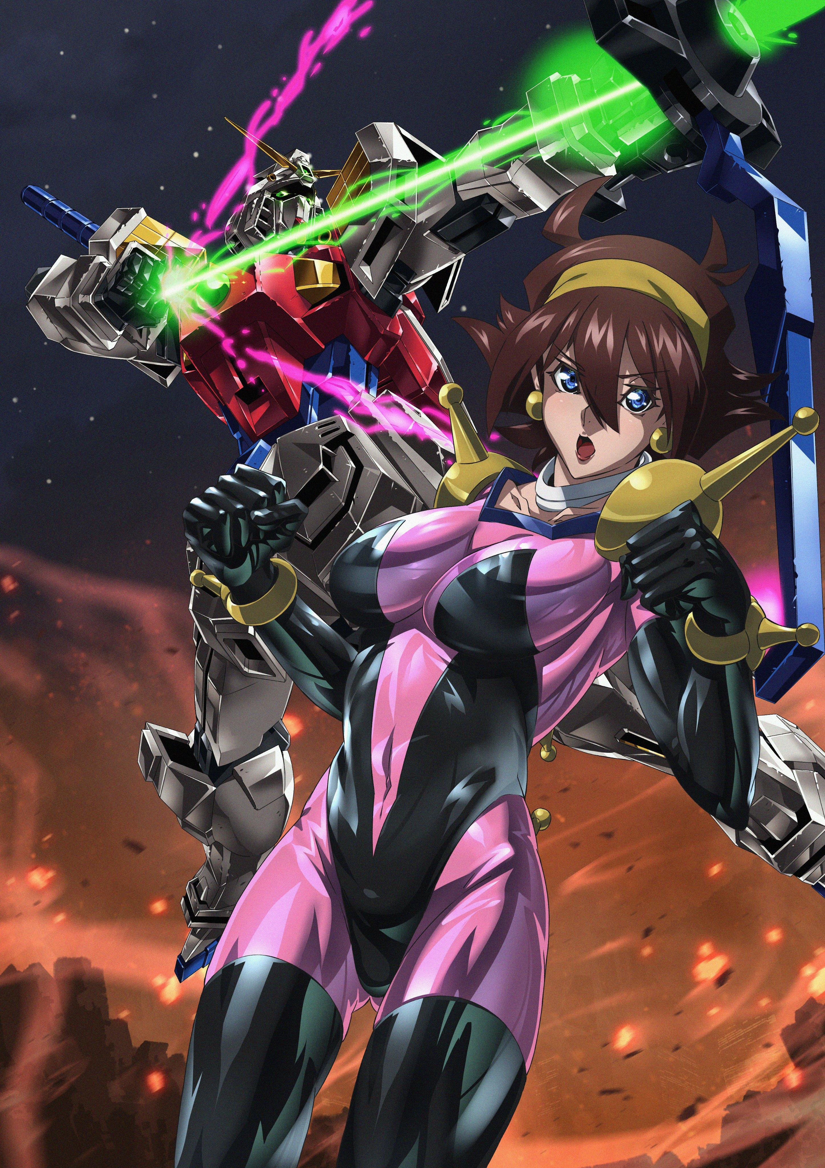 Rain Mikamura   The Gundam Wiki   Fandom powered by Wikia