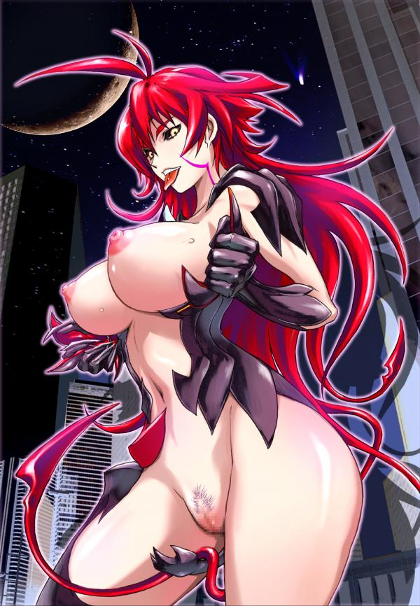 Witchblade anime Porr