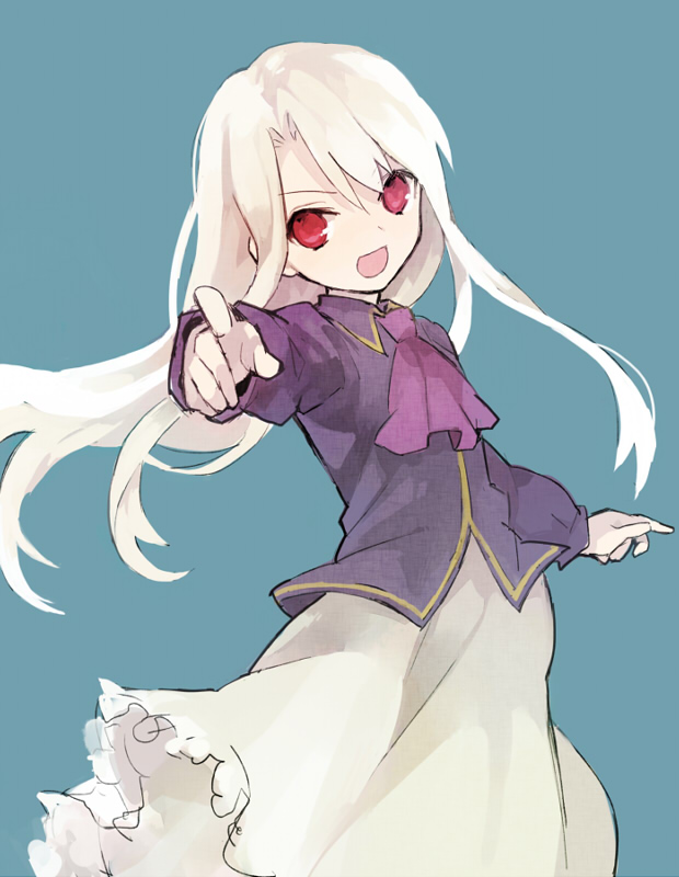 illyasviel von einzbern (fate/stay night and fate (series)) drawn by soto