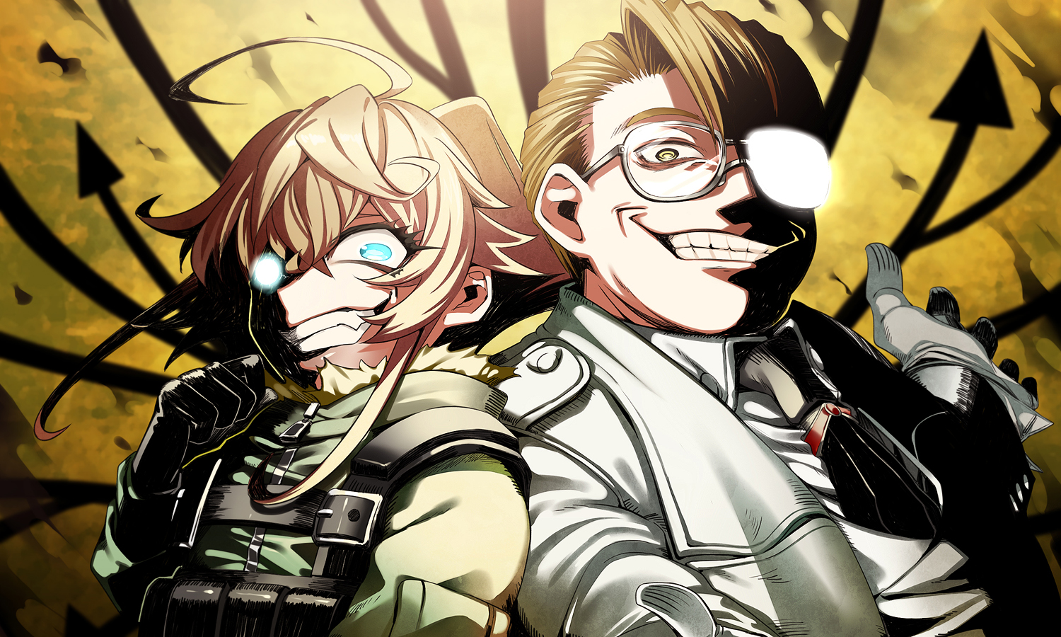 Youjo Senki Fic Idea, Rec, and Discussion   SpaceBattles Forums