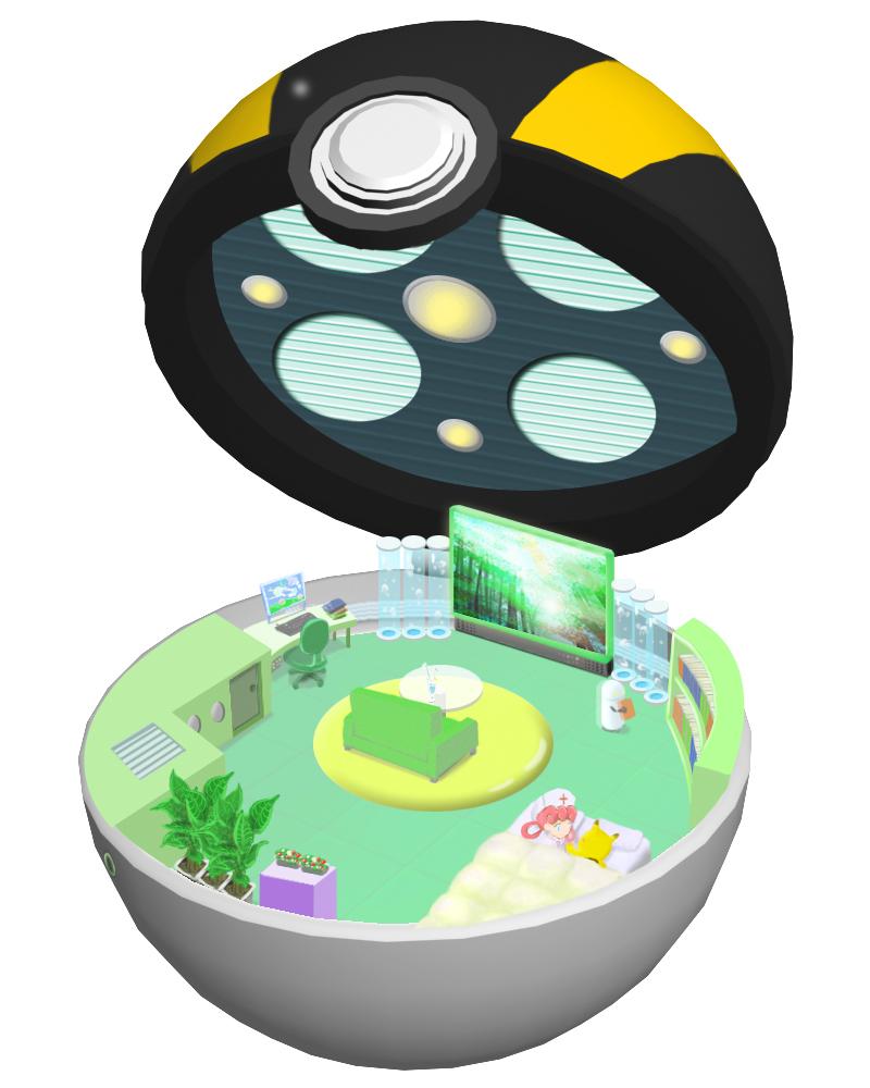 joy and pikachu (pokemon) drawn by ruun (abcdeffff)