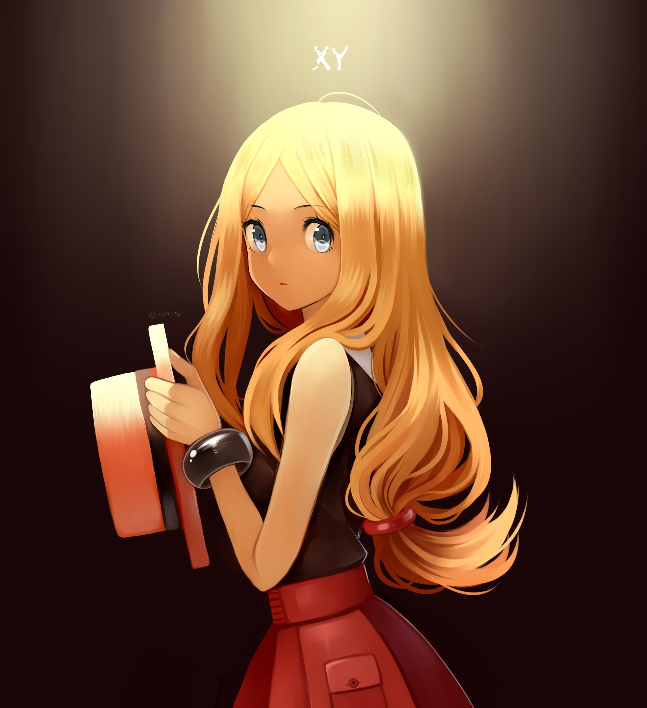 serena (pokemon and 2 more) drawn by ropang | Danbooru
