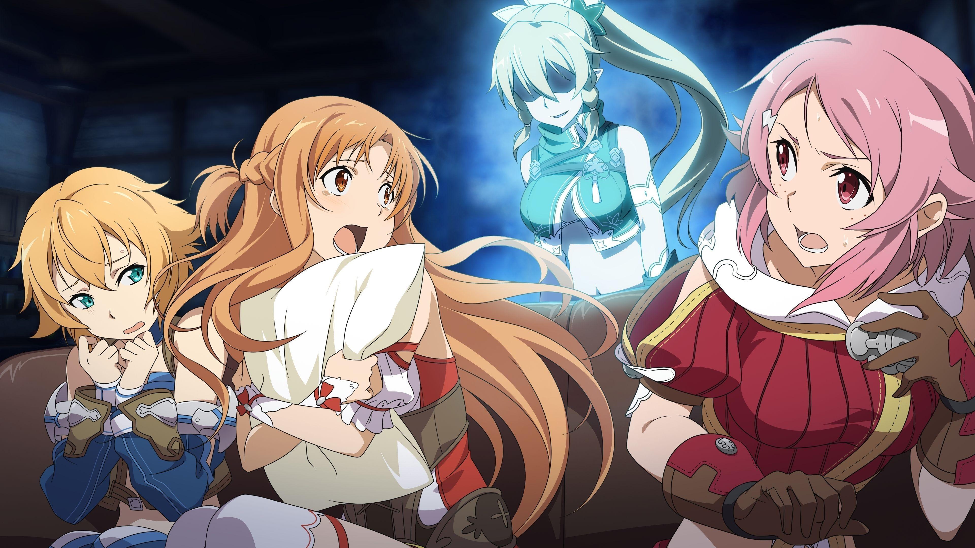 Manga Sword Art Online Liz Porn - Resized to 22% of original ...