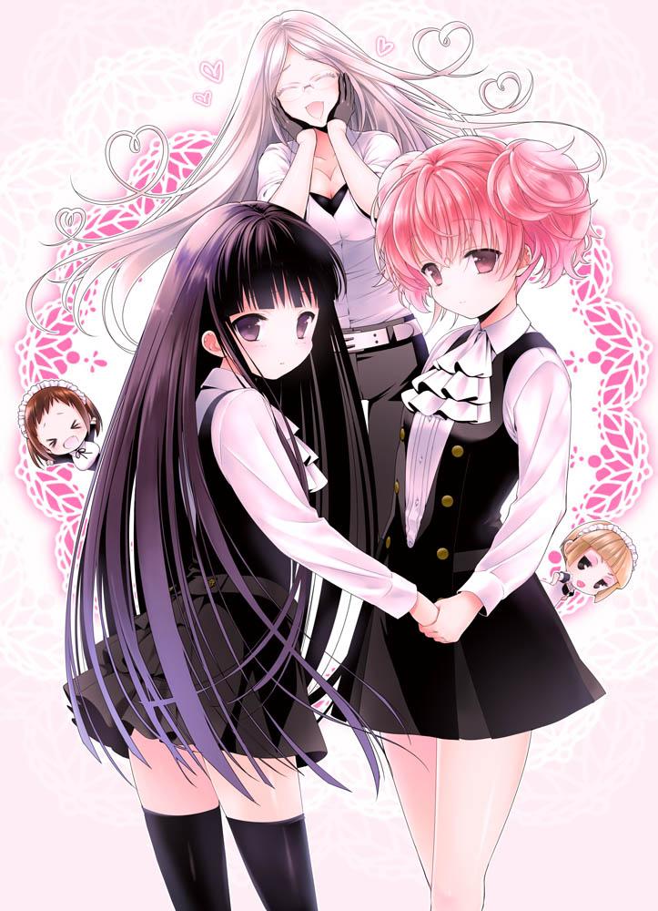 Inu x Boku SS Image #1014054 - Zerochan Anime Image Board