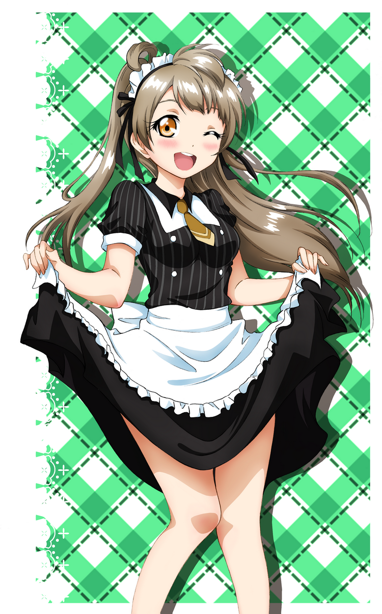 minami kotori (love live! school idol project and etc) drawn by gemini nat