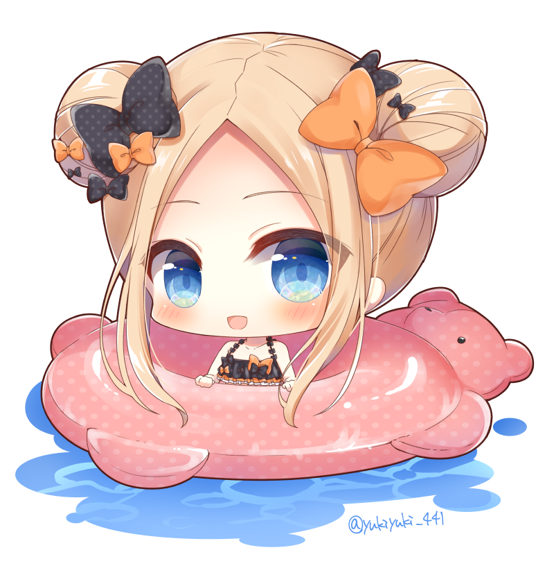 abigail williams (fate/grand order and fate (series)) drawn by yukiyuki 441