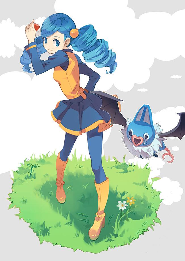 ココロコ on Twitter | Pokemon characters, Pokemon adventures
