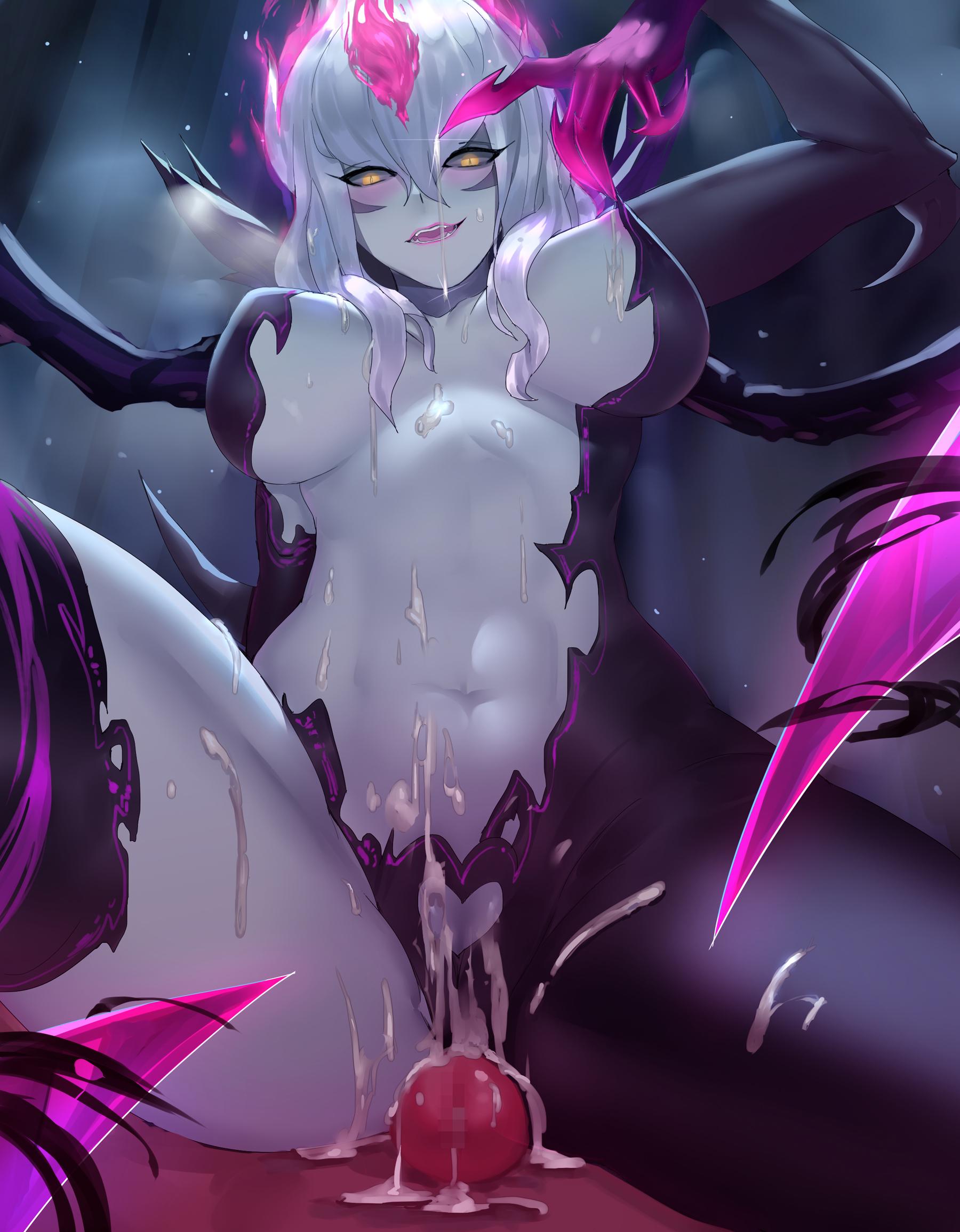 evelynn nude