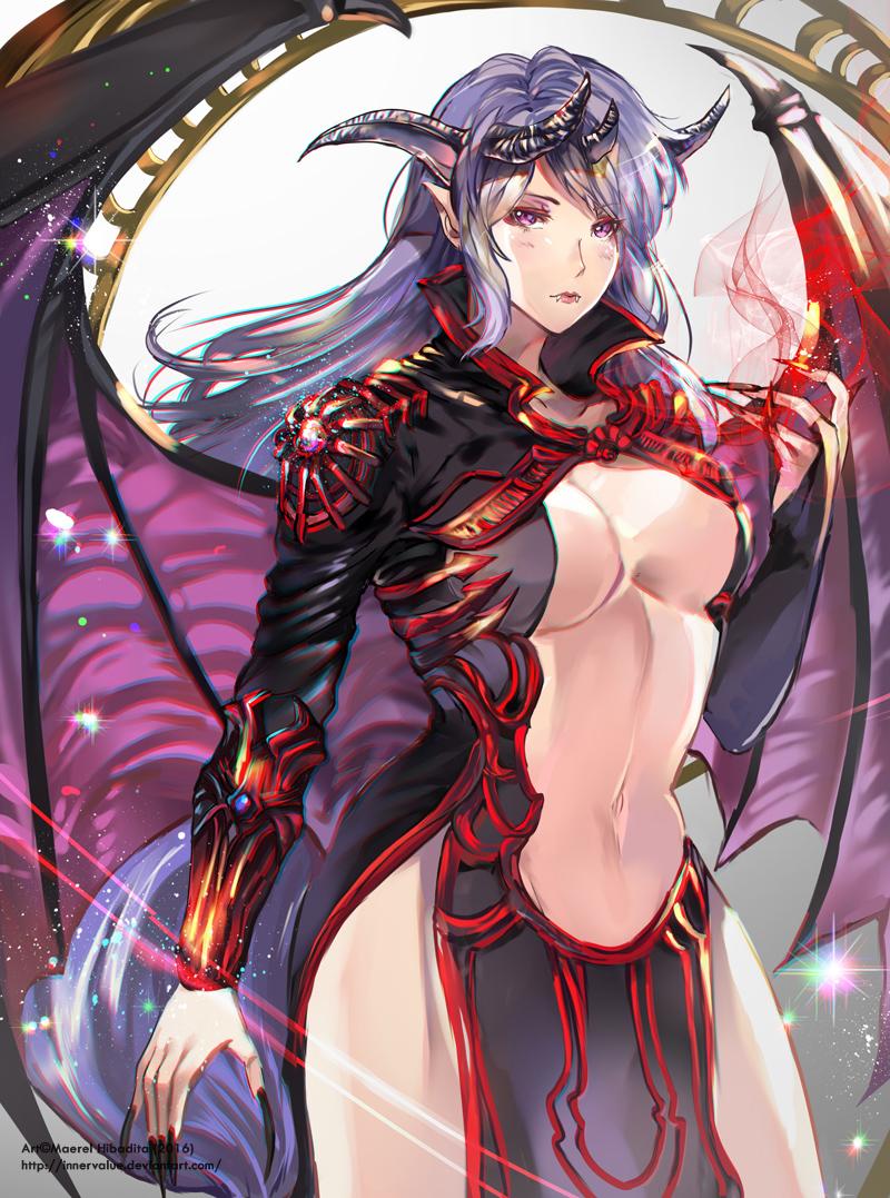 Demon female monsters erotic tubes
