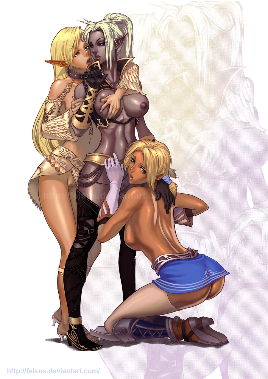 Share Lineage 2 nude girls useful piece