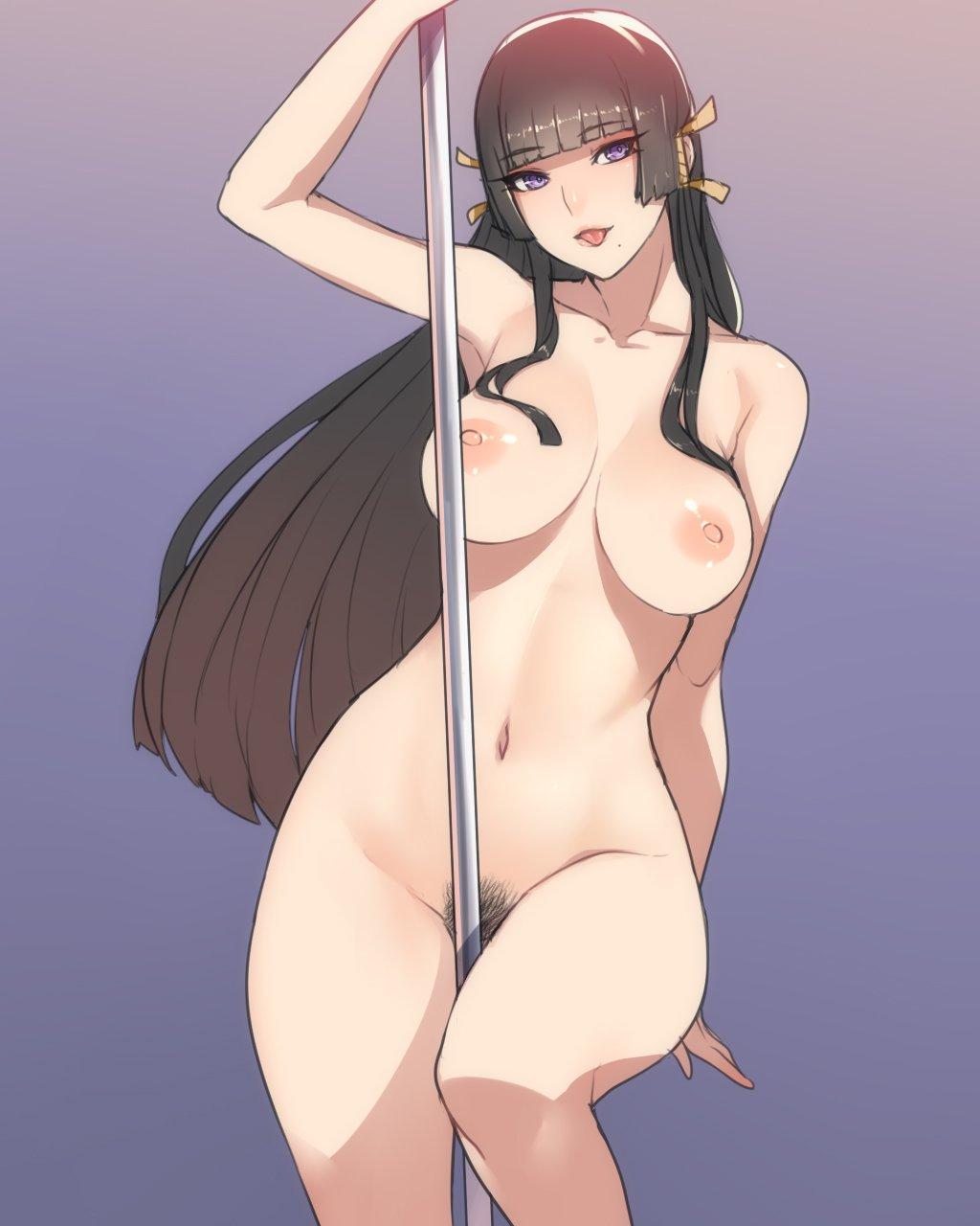 DOA  NYOTENGU nude Resized to 83% of original ...