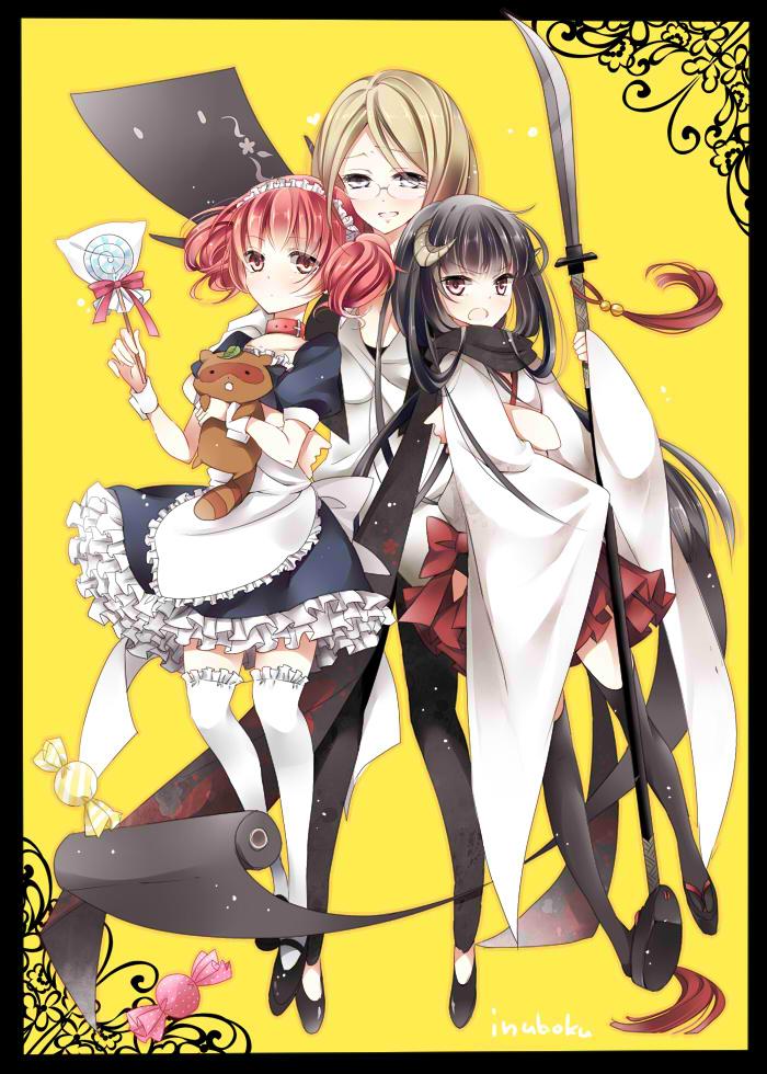 Inu x Boku SS Image #965694 - Zerochan Anime Image Board