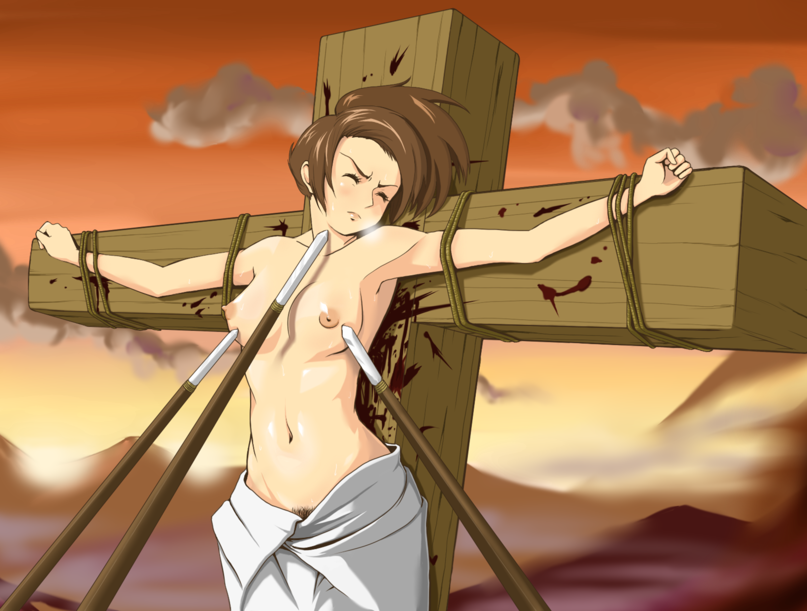 Free download of sex scene from samurai  cartoon picture