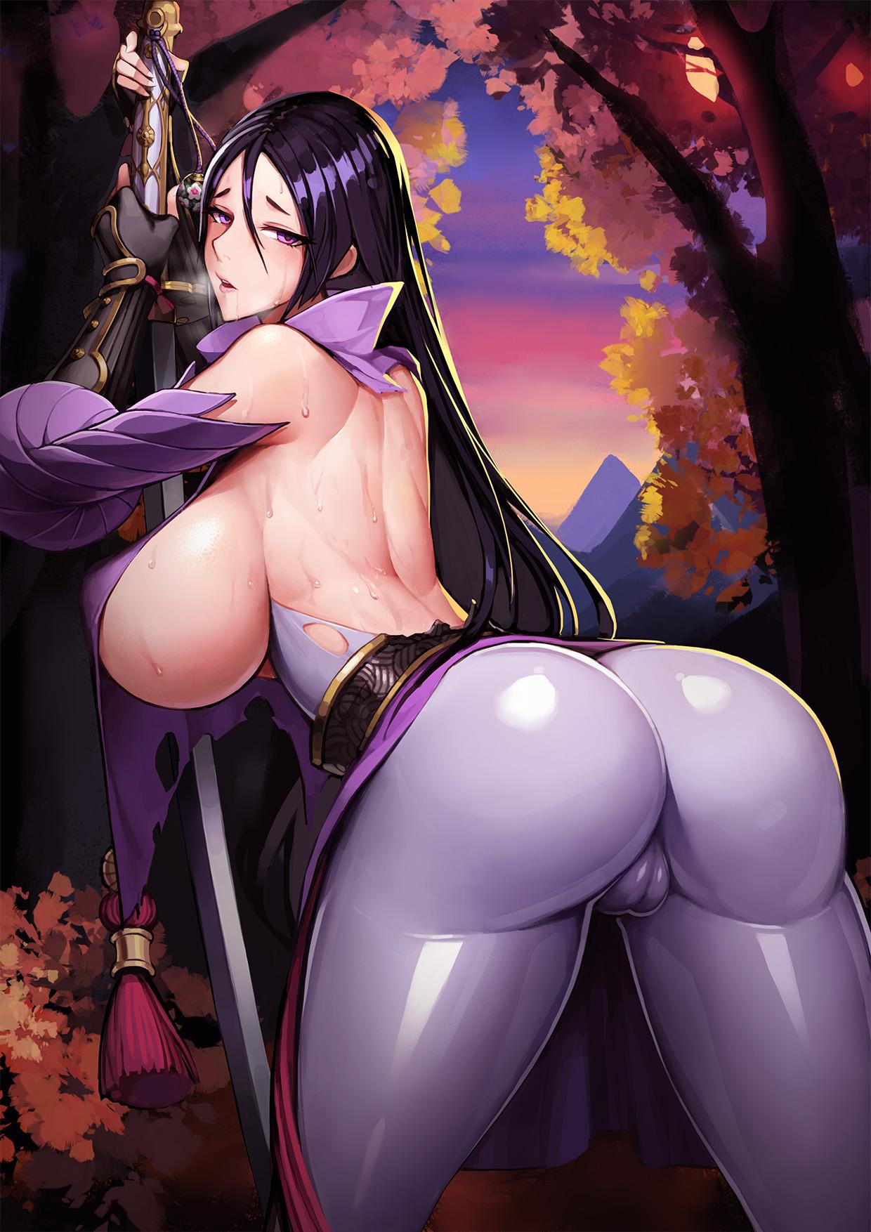 Minamoto no raikou hentai