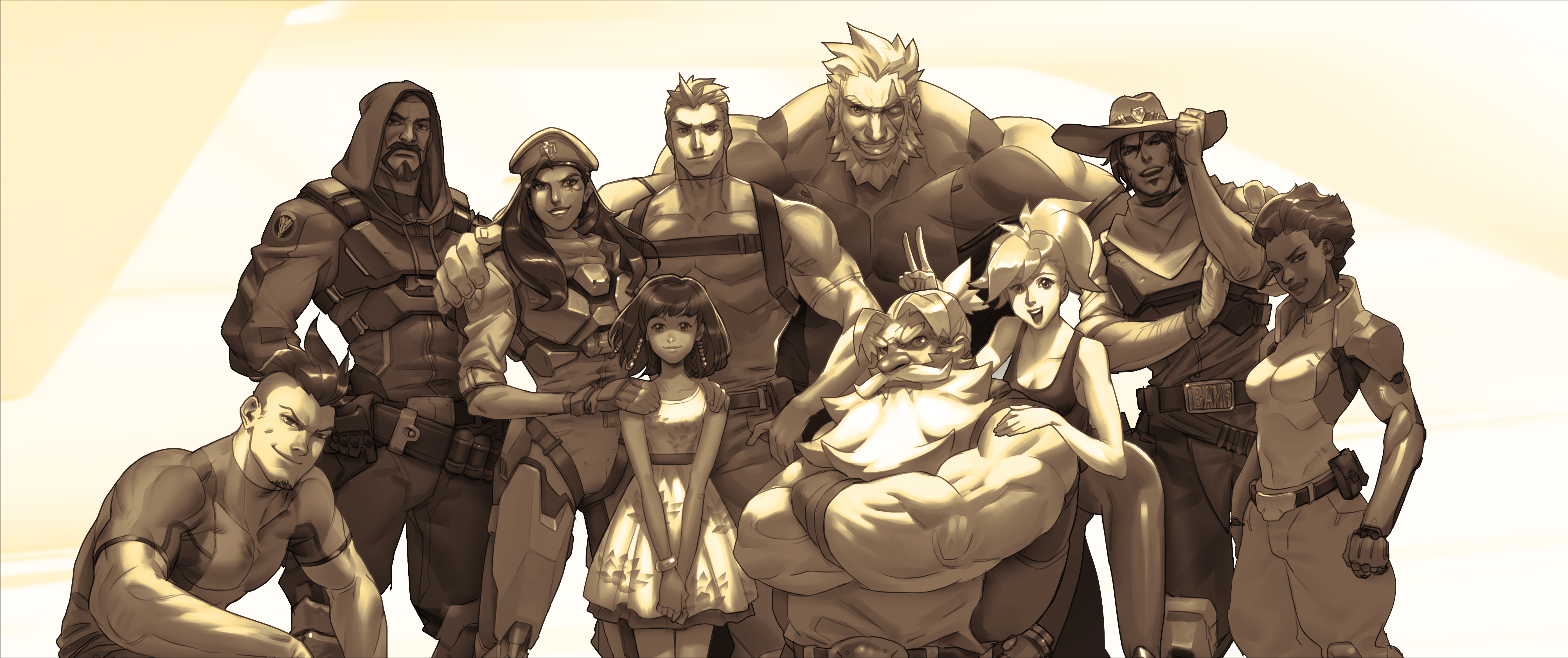 Http Danbooru Donmai Us Data Ana Blackwatch Reyes Mccree Mercy Pharah And Others Overwatch Drawn By Alpha Gamboa 5c23416ffae6141c10bedbc1bfeca5