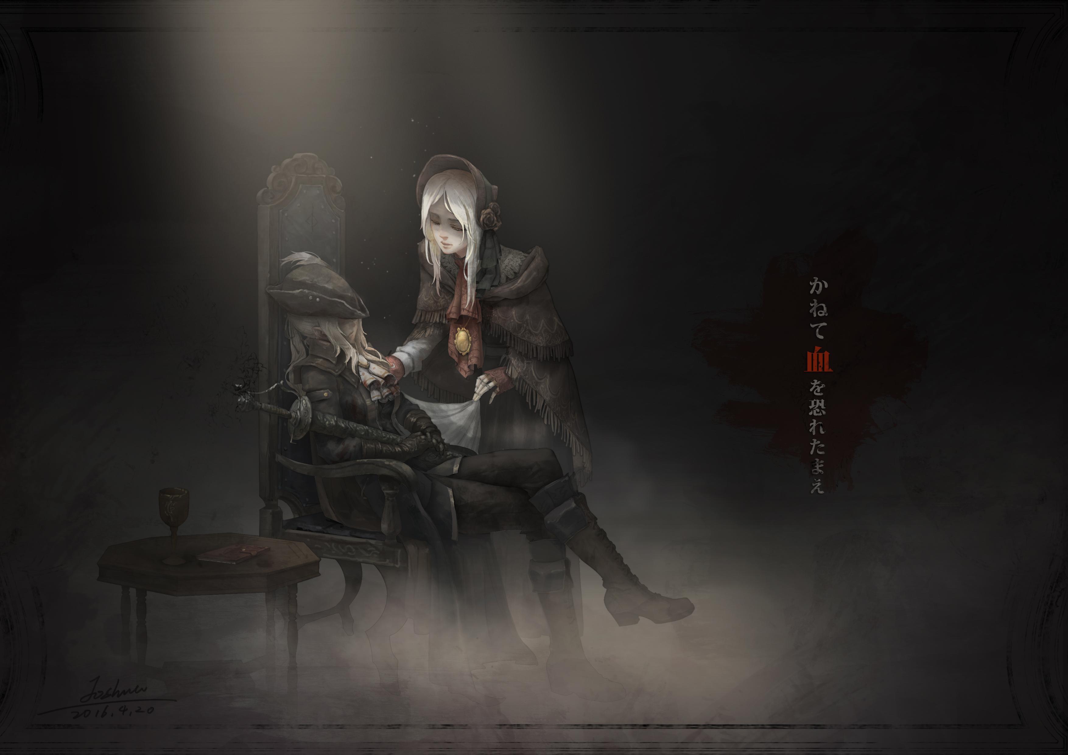Bloodborne арты 5