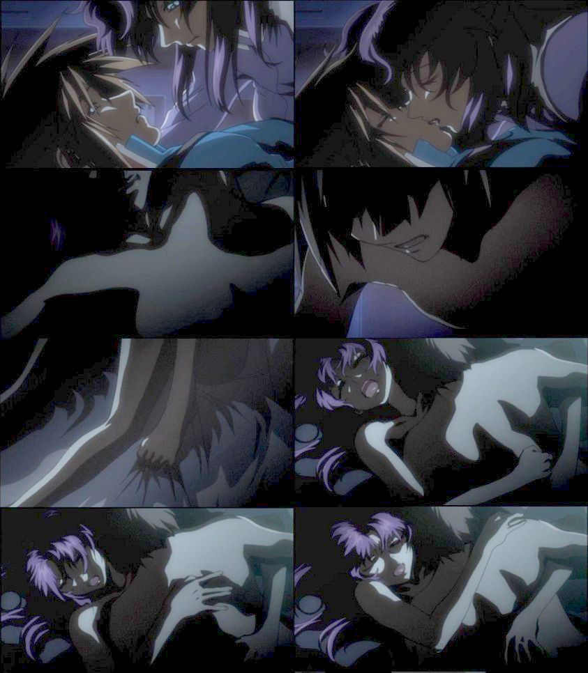 Gundam Seed Sex Scene 64