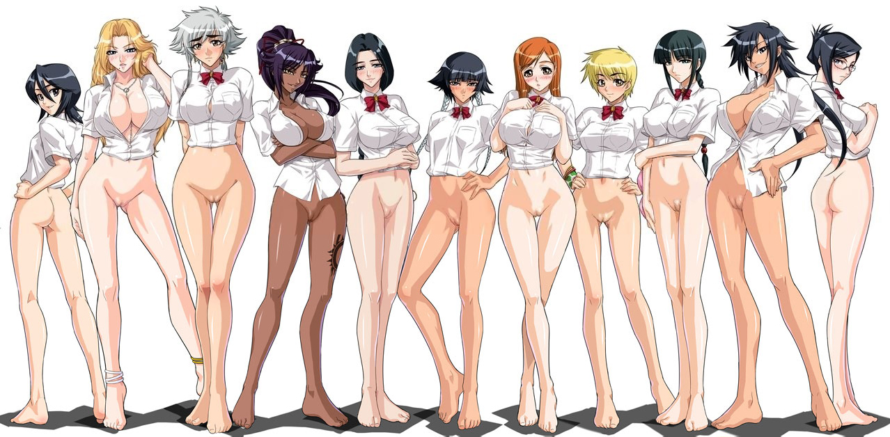 Was specially Naked girls from bleach can suggest