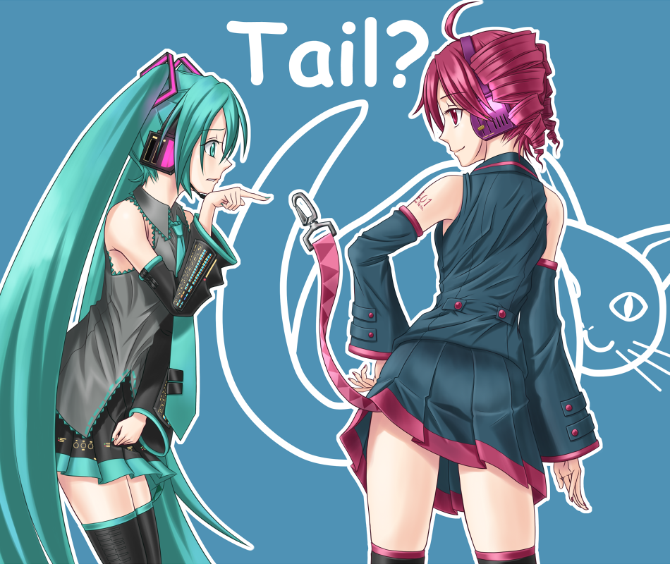 Phrase Between Hatsune miku futa idea