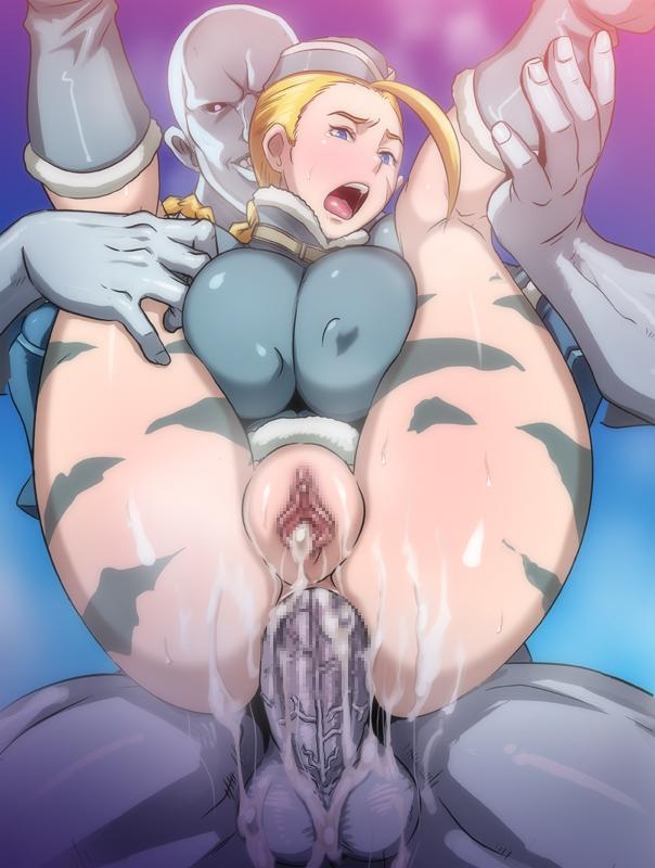 Порно картинки стрит файтер
