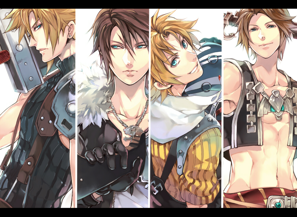 Squall X Cloud – Wonderful Image Gallery
