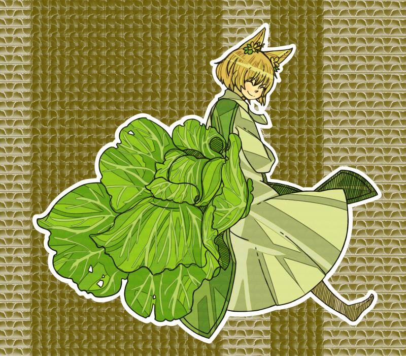 yakumo ran (touhou) drawn by uewtsol