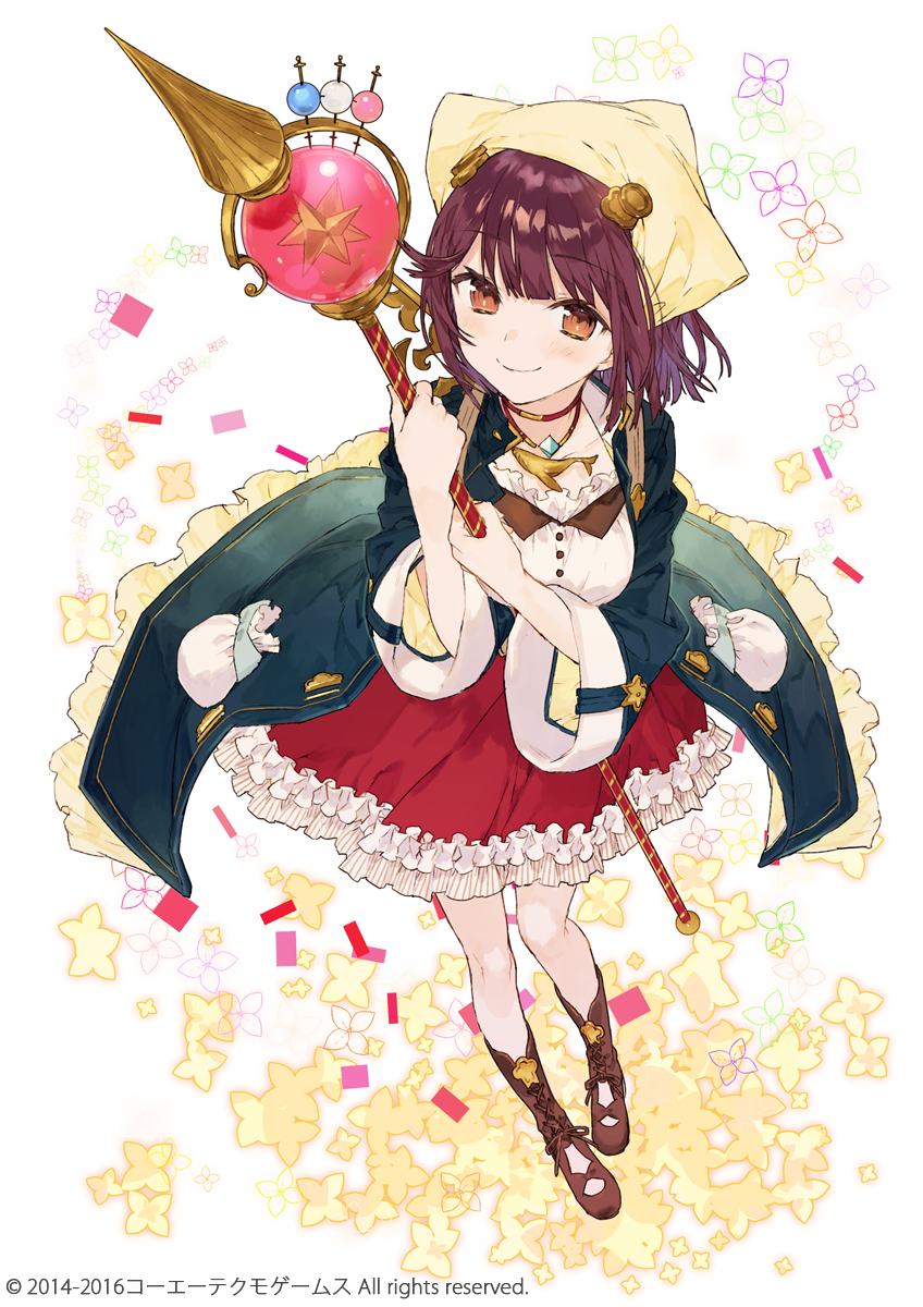 sophie neuenmuller (atelier (series) and atelier sophie) drawn by noco (adamas)