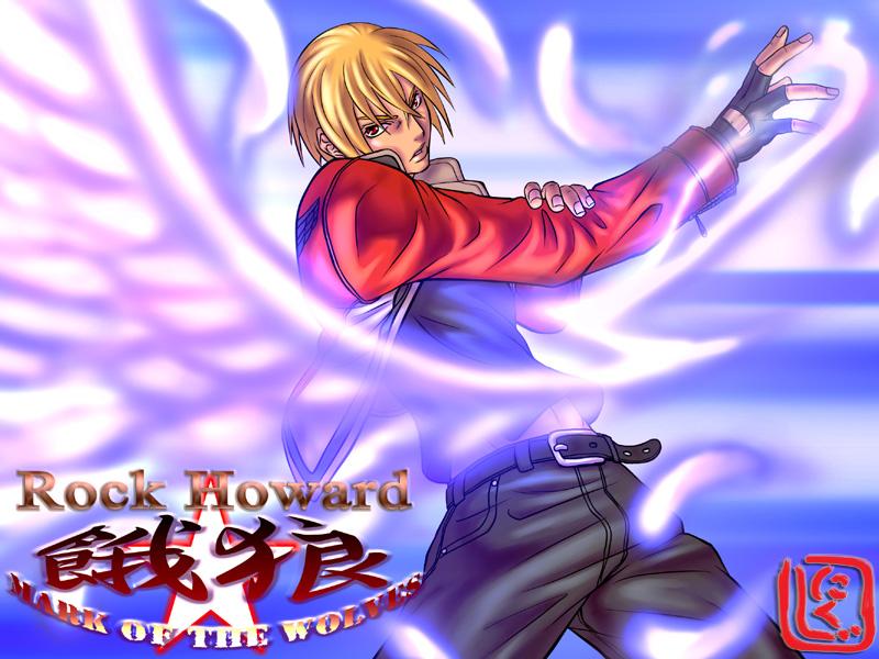 Rock Howard Fatal Fury And 2 More Drawn By Nikuji Kun Danbooru Rock howard (ロック・ハワード, rokku hawādo) is a video game character who was introduced in snk's fighting game garou: danbooru