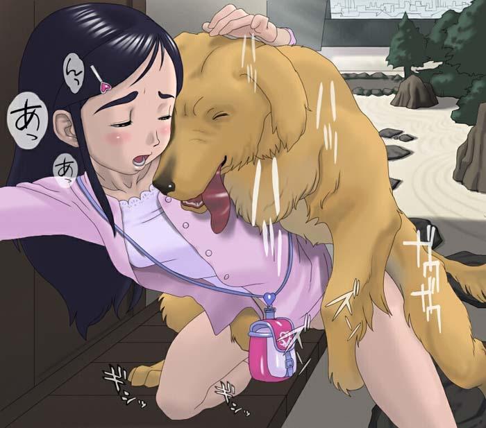 Anime Bestiality Porn - chutaro and yukishiro honoka (futari wa precure and precure) drawn by  yoshino momiji