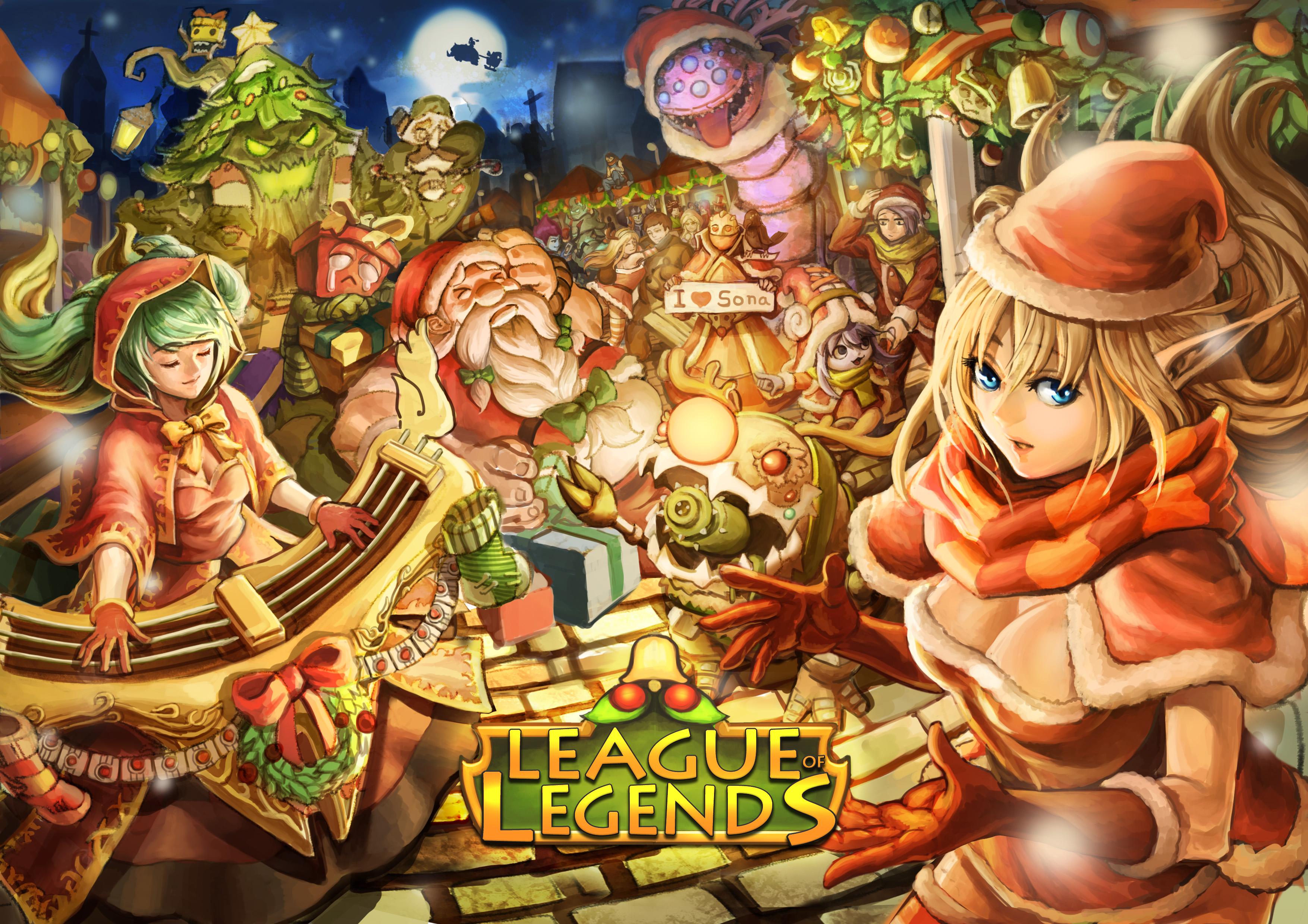 Caitlyn Elise Karma Talon Lulu And Etc League Of Legends