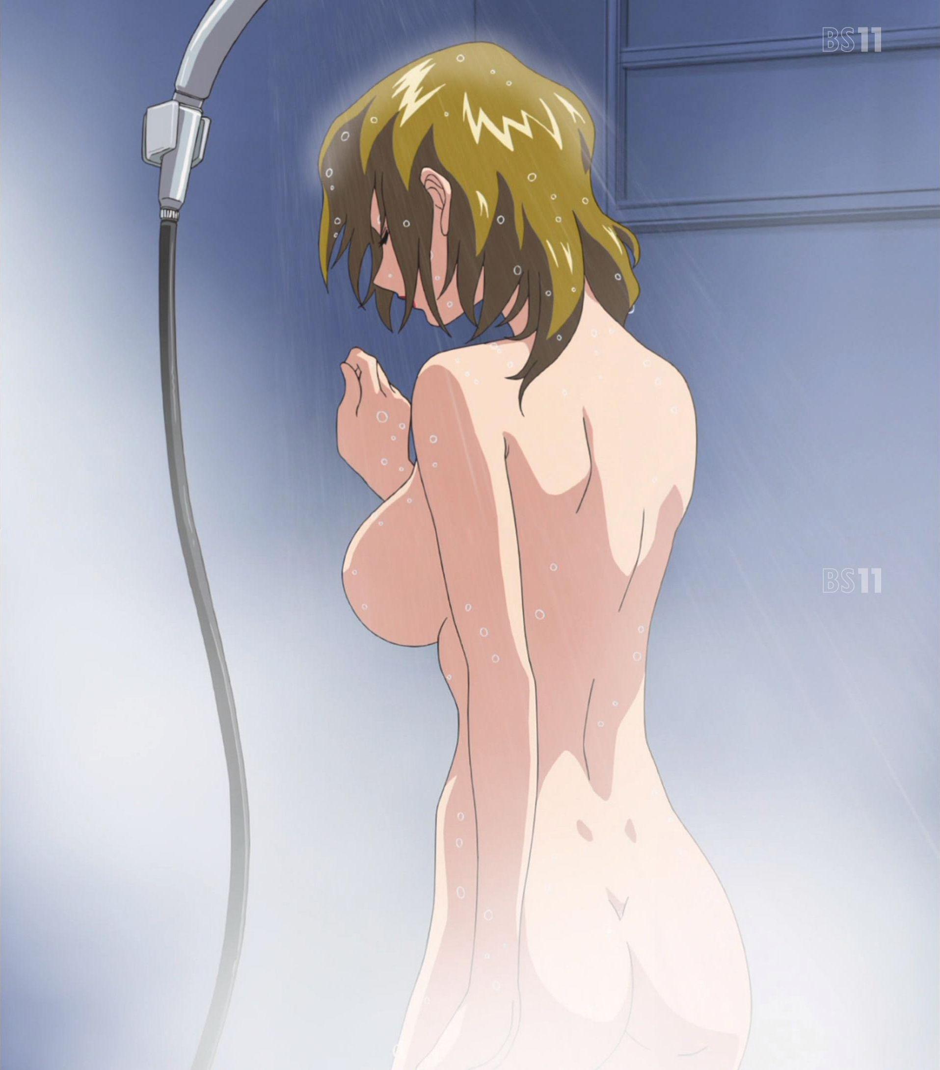 Gundam seed destiny naked were