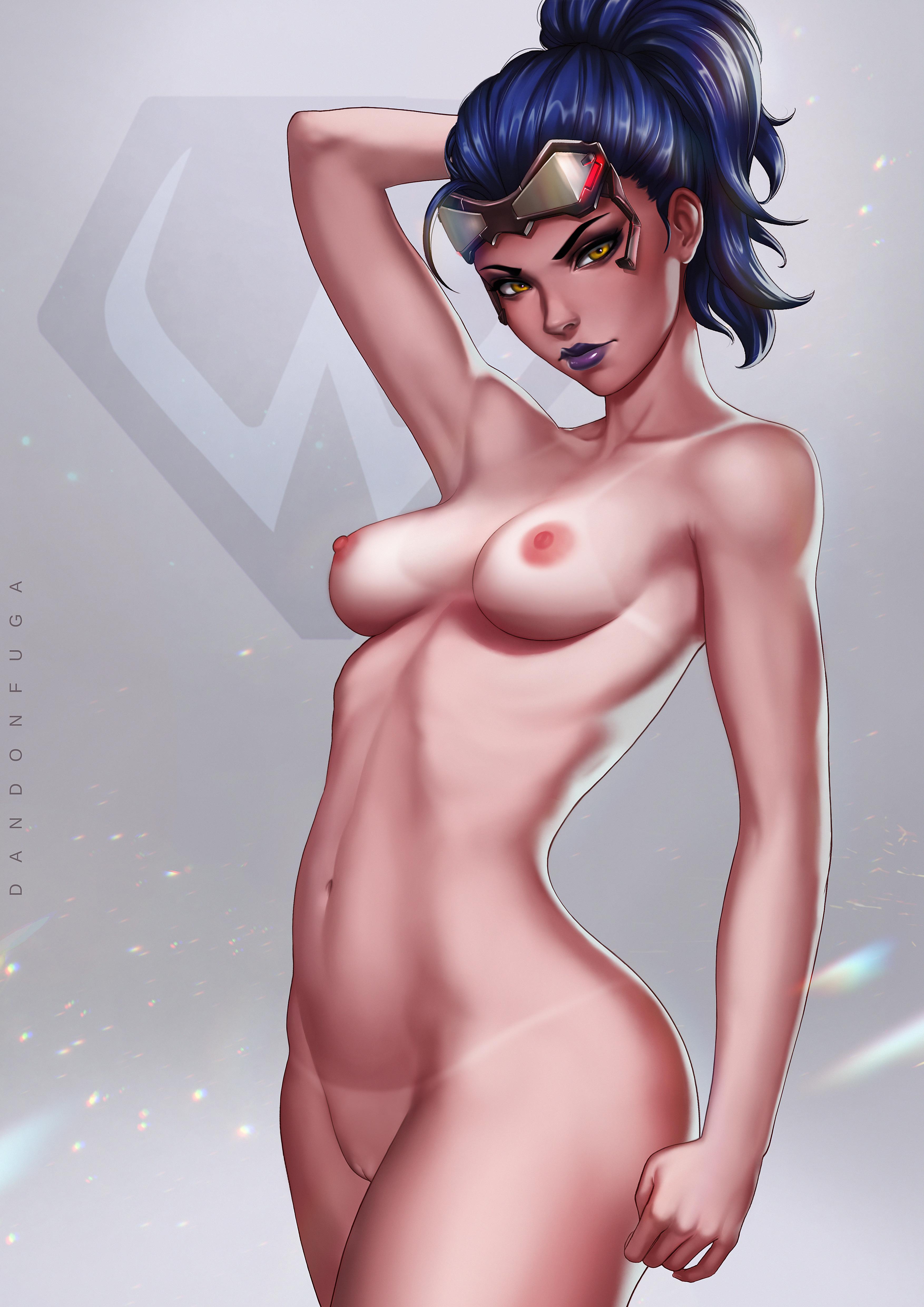 widowmaker nude
