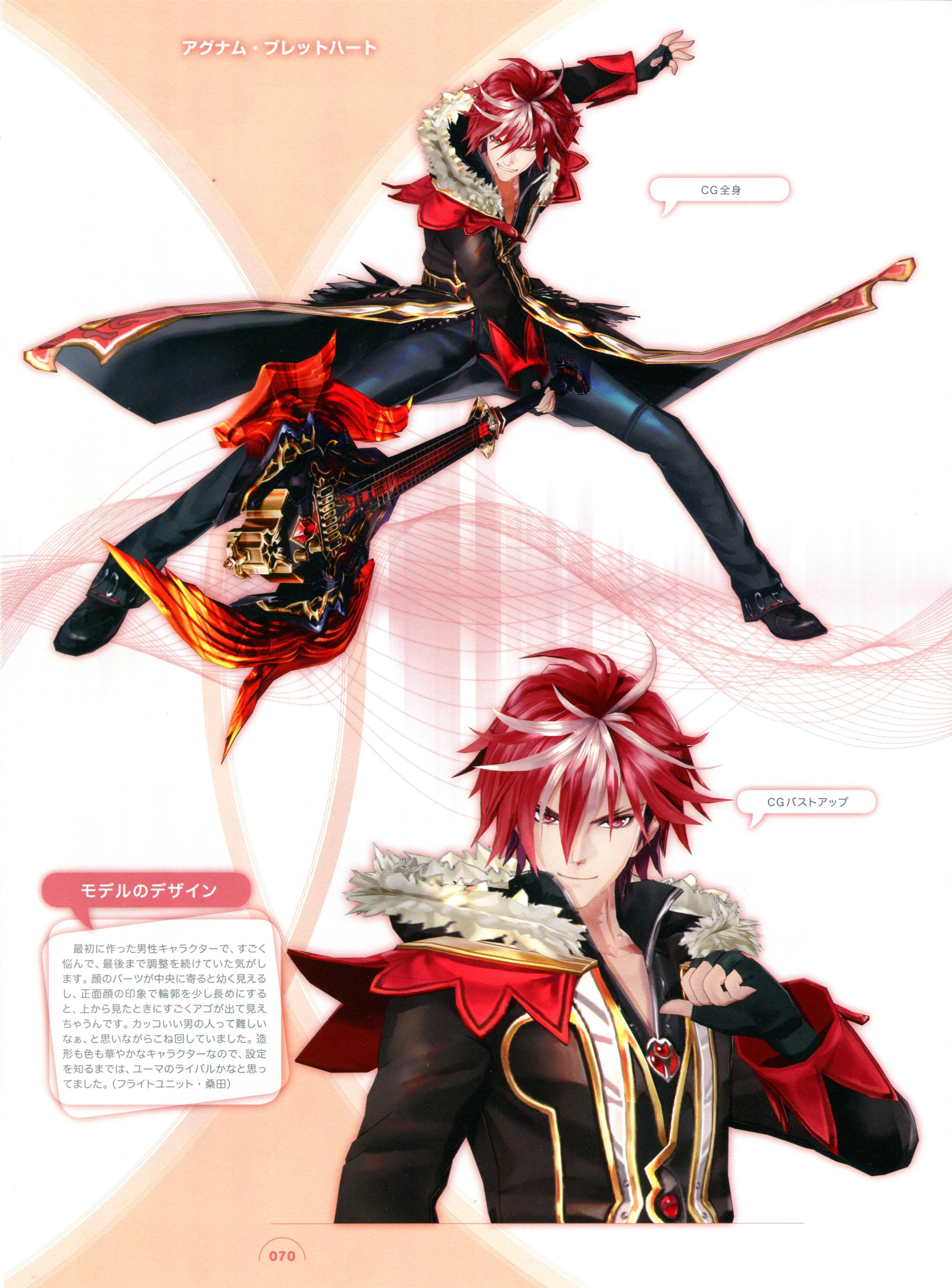 Favorie Fictional Characters __agnum_bulletheart_shining_resonance_and_etc_drawn_by_tanaka_takayuki__880b719ed3144757a47264cfa8c85388