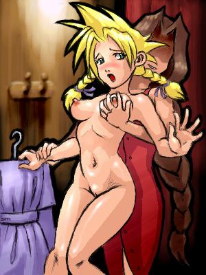 Speaking, opinion, Final fantasy aeris naked thank