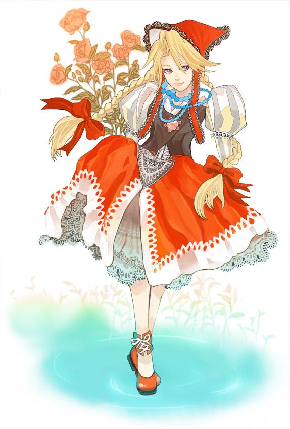 cordelia (saga and saga frontier 2) drawn by kishiro yutaka